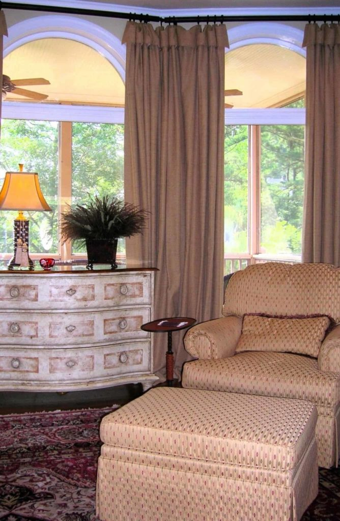 New Furnishings Refresh a Space