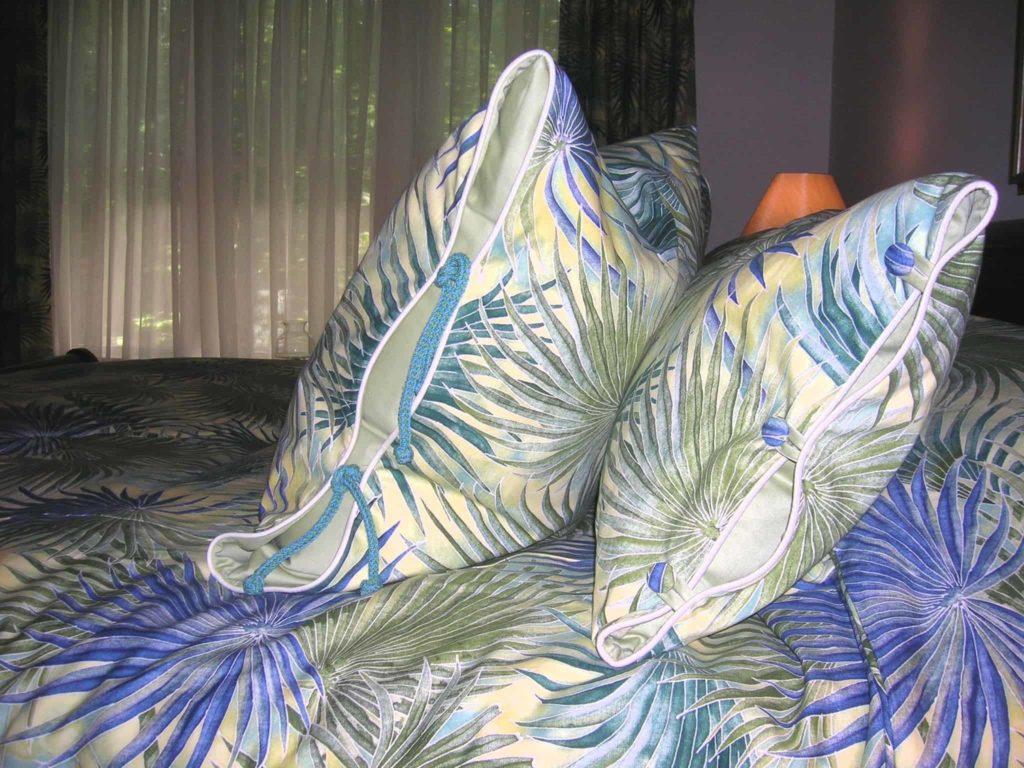 Custom Design for Tropical Master Bedroom Request