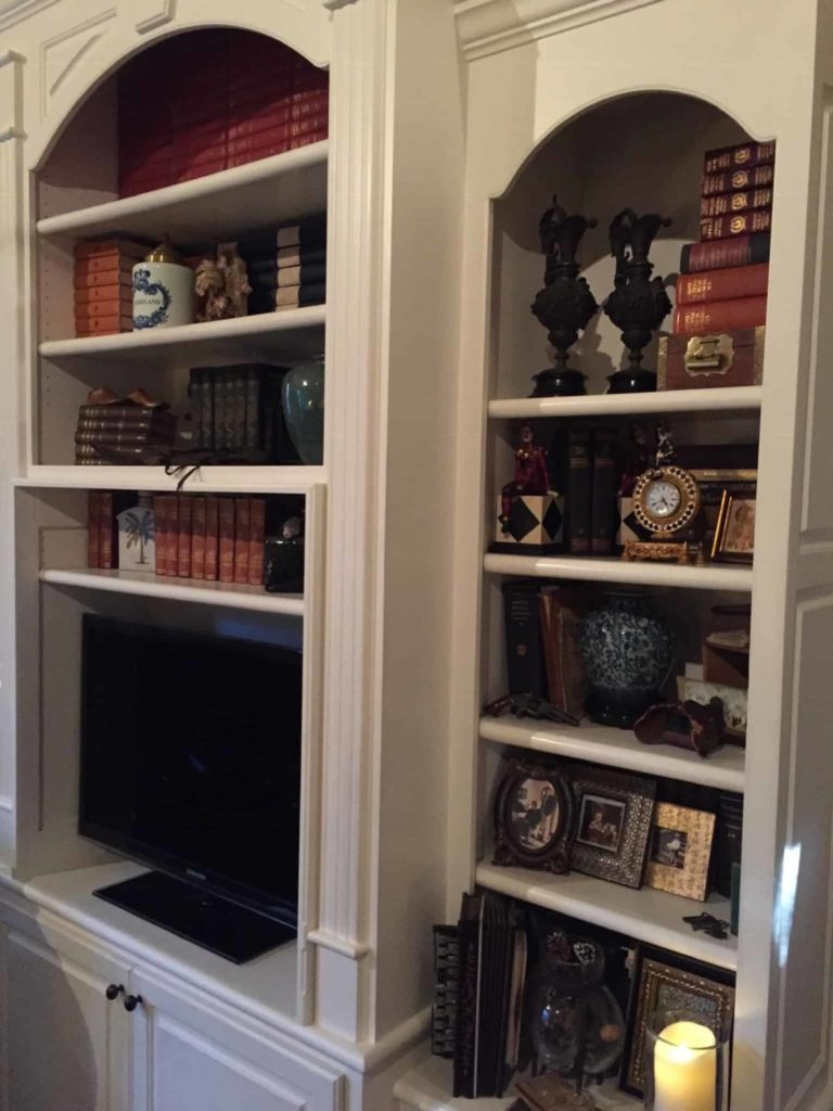 Bookshelf Design and Placement