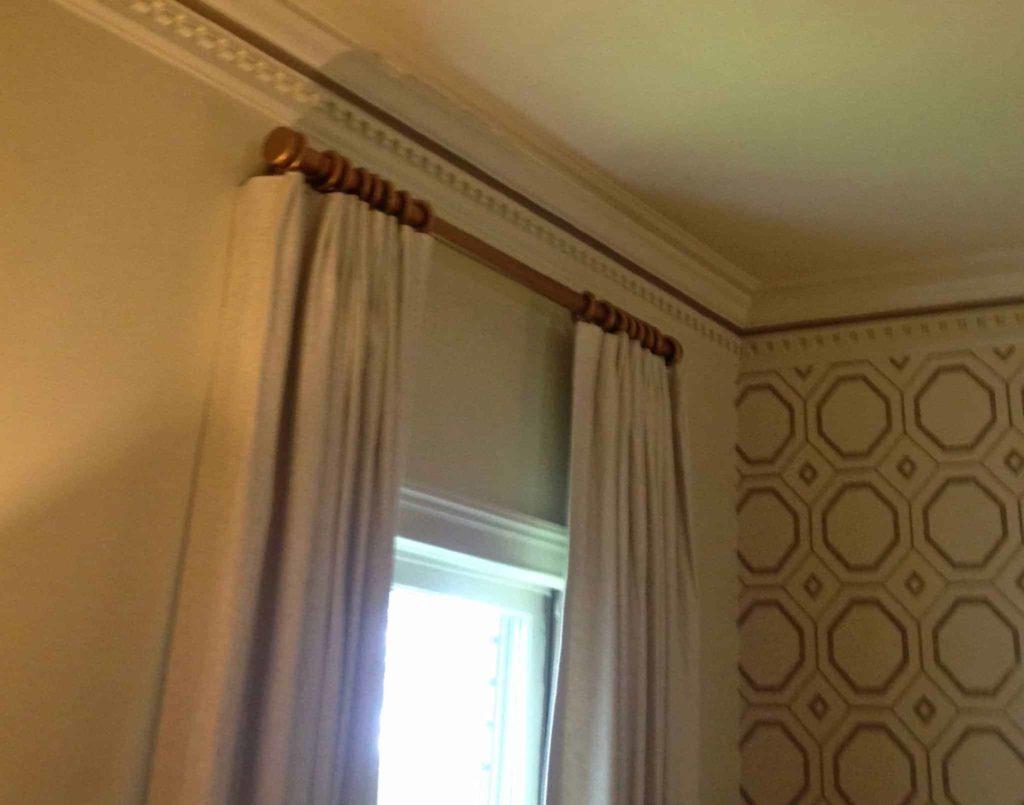 Custom Designed Window Coverings